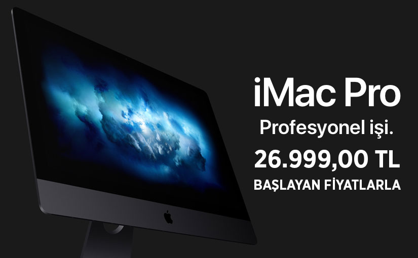 Yeni iMac Pro Fiyatları